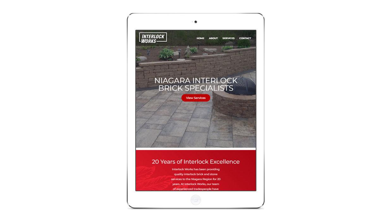 Ohlssonmedia-seo-niagara-portfolio-interlockworks-tablet