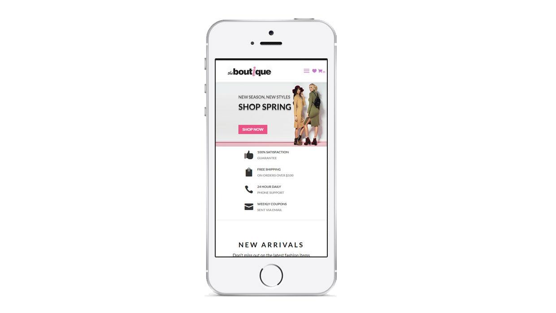 ohlssonmedia-seo-niagara-portfolio-the-boutique-mobile